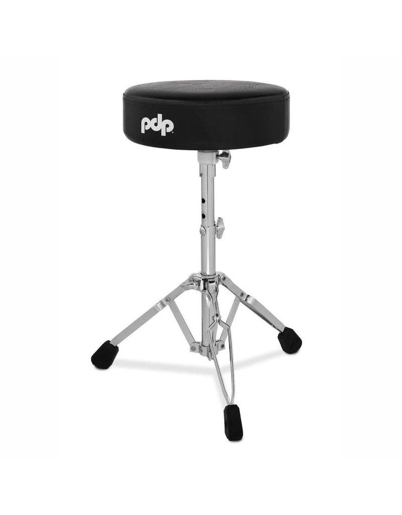 Pacific PDP 700 Lightweight Drum Throne - Round