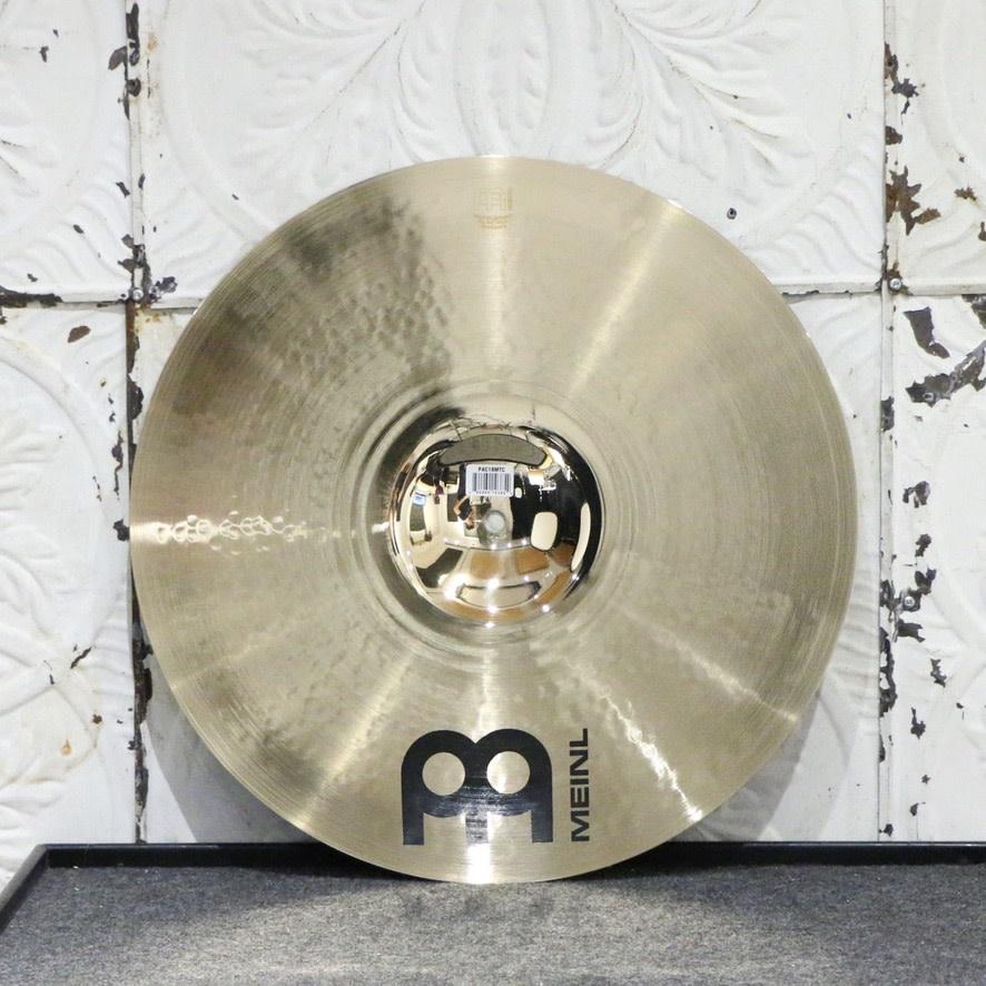Meinl Meinl Pure Alloy Custom Medium Thin Crash Cymbal 18in (1262g)