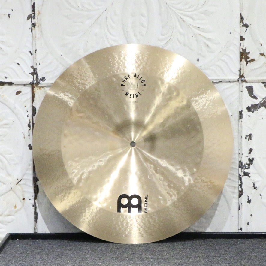 Meinl Meinl Pure Alloy Chinese Cymbal 18in (1334g)