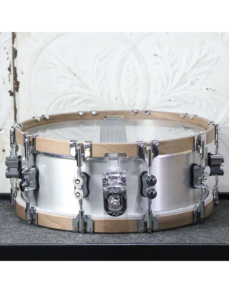 Pacific PDP Concept Select Seamless Aluminum Snare Drum 14X5po