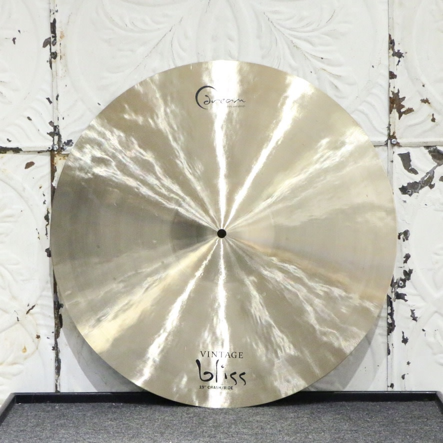 Dream Dream Vintage Bliss Crash/Ride Cymbal 19in (1600g)