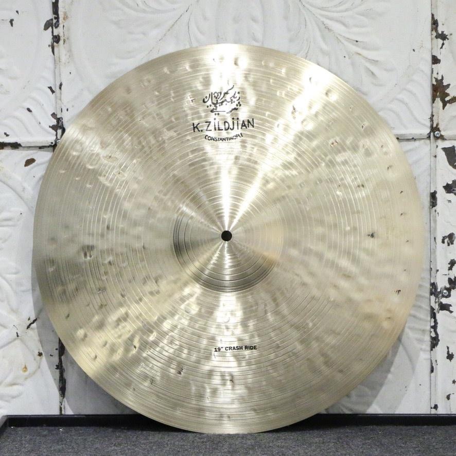 Zildjian Zildjian K Constantinople Crash/Ride Cymbal 19in (1656g)