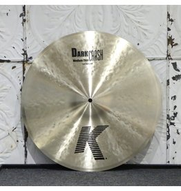 Zildjian Zildjian K Dark Medium Thin Crash Cymbal 18in (1436g)