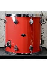 George Way George Way Aristocrat Acacia Drum Kit 22-12-16in - Hot Red