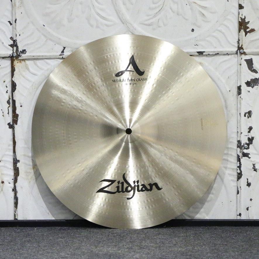 Zildjian Zildjian A Medium Thin Crash Cymbal 16in (1040g)