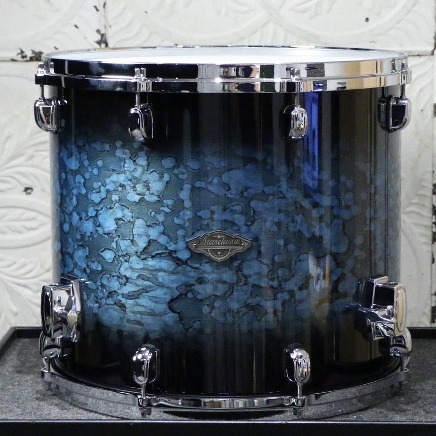 Tama Tama Starclassic Performer Drum Kit 22-10-12-16in - Molten Steel Blue