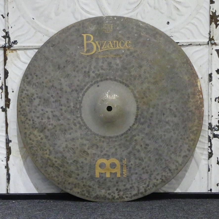 Meinl Meinl Byzance Extra Dry Thin Crash 17in (1056g)