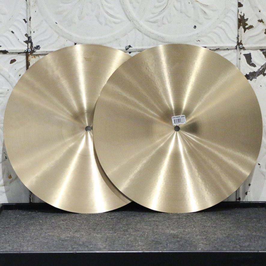 Meinl Meinl Pure Alloy Medium Hi-Hat Cymbals 15in (1136/1258g)