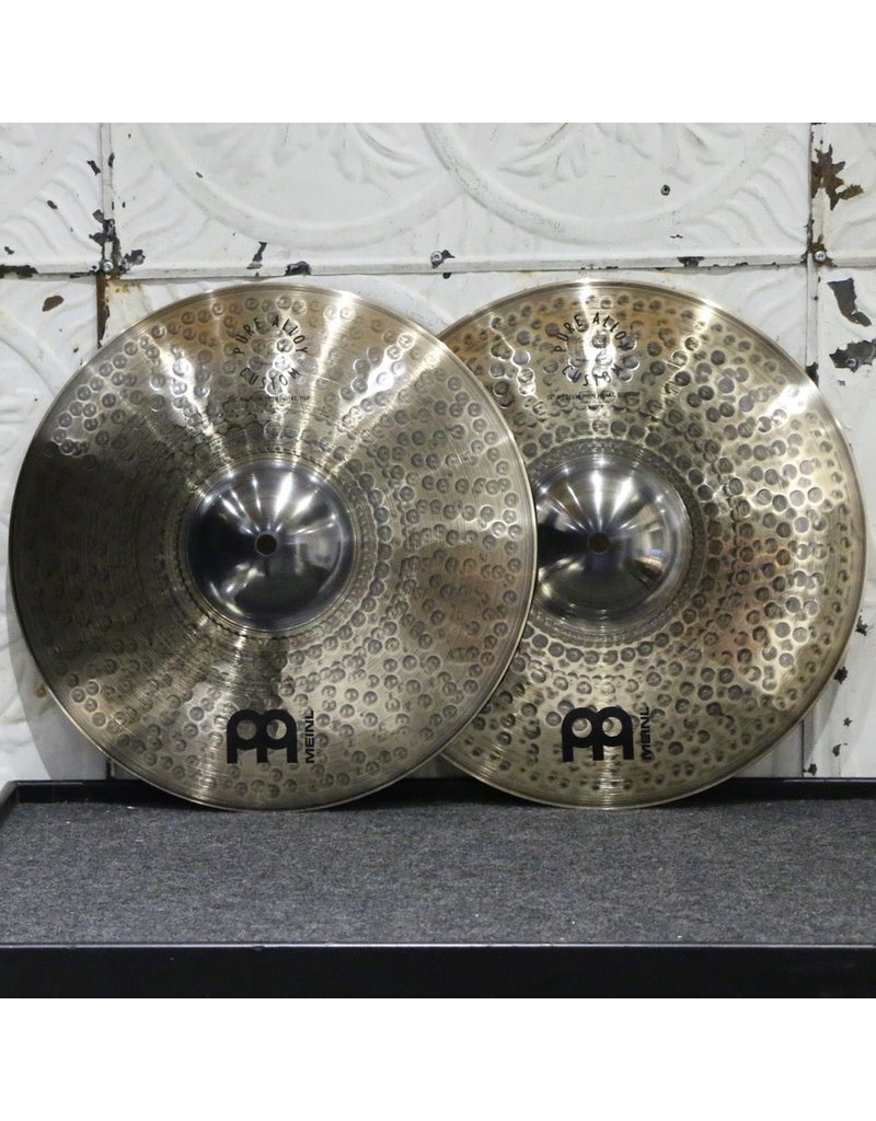 Meinl Meinl Pure Alloy Custom Medium Thin Hi-Hat 14in