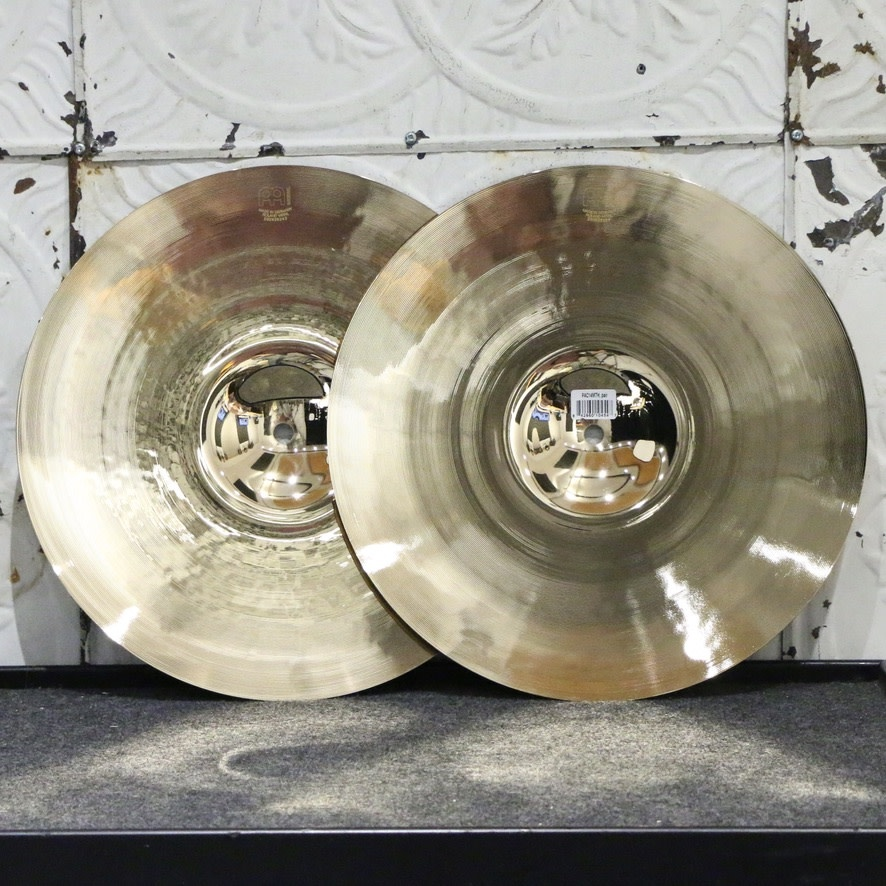 Meinl Meinl Pure Alloy Custom Medium Thin Hi-Hat 14in (984/1092g)