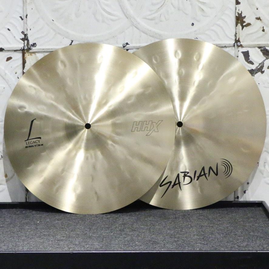 Sabian Sabian HHX Legacy Hi-Hat Cymbals 15in (986/1292g)