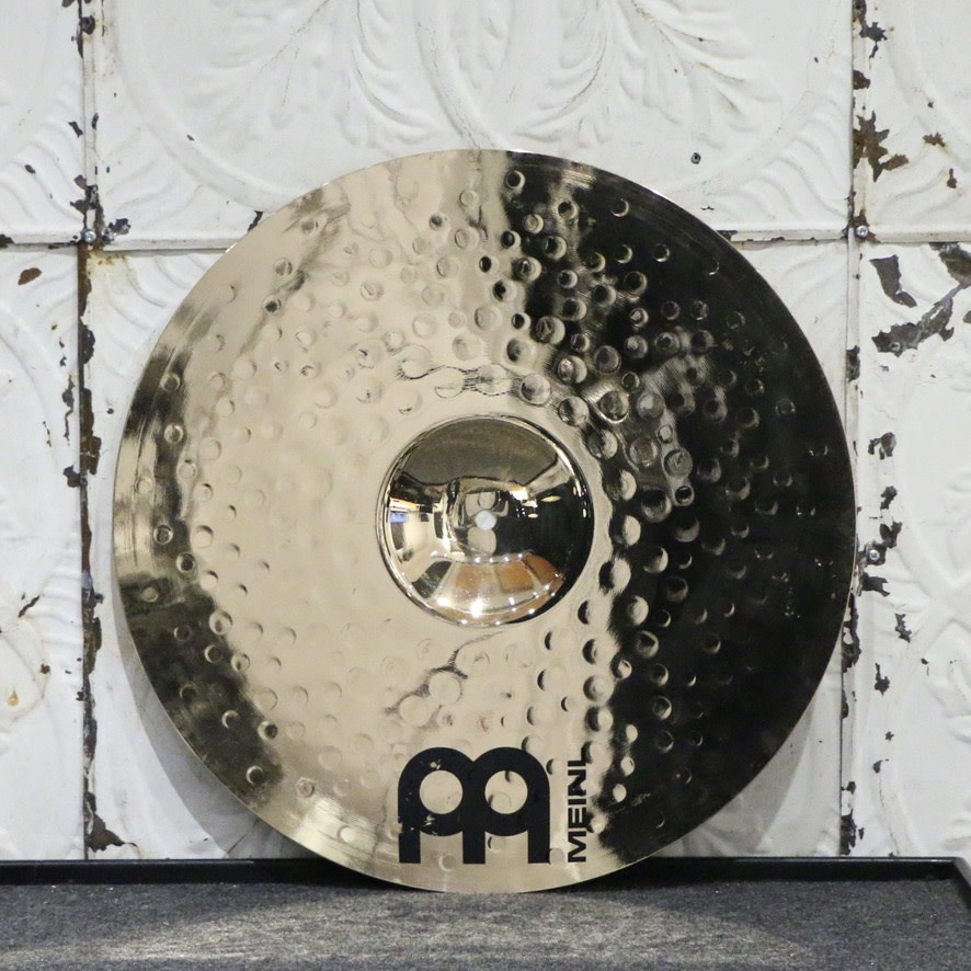 Meinl Meinl Classics Custom Brilliant Medium Crash Cymbal 18in (1432g)