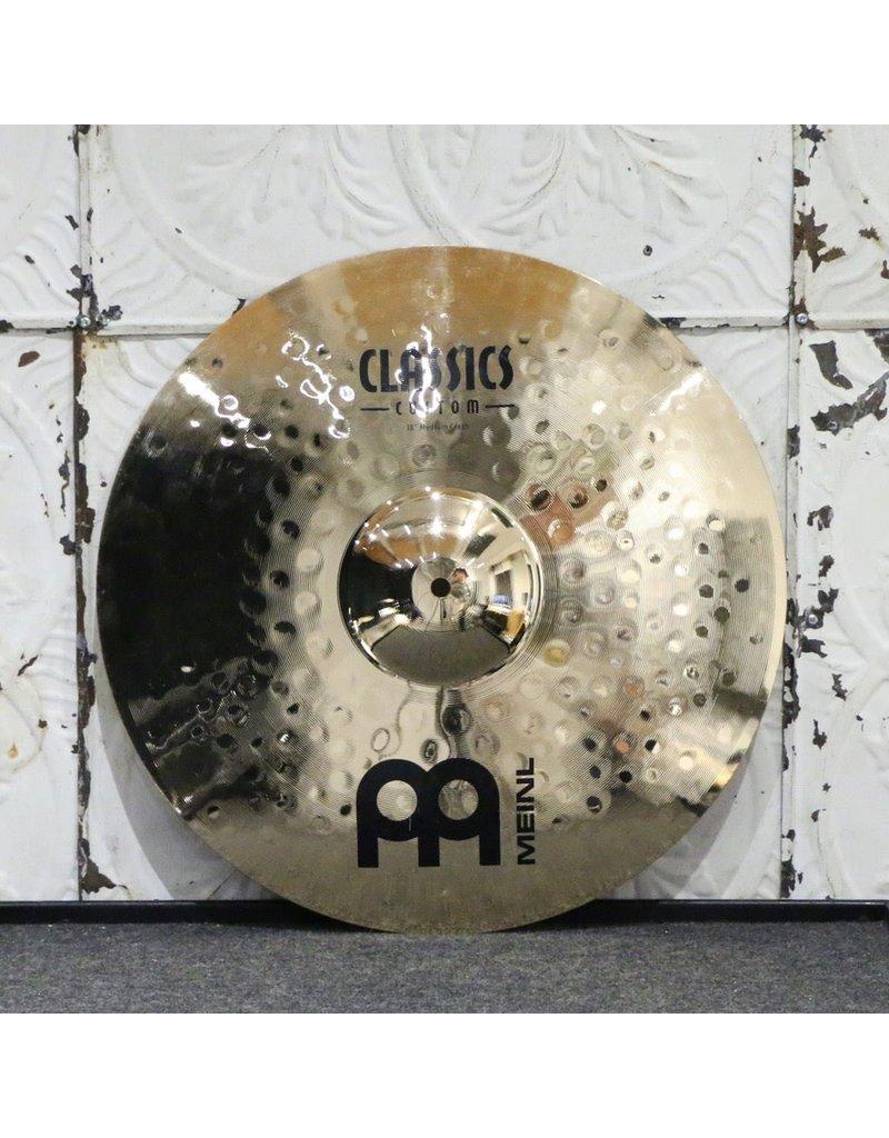 Meinl Meinl Classics Custom Brilliant Medium Crash Cymbal 18in (1432g)