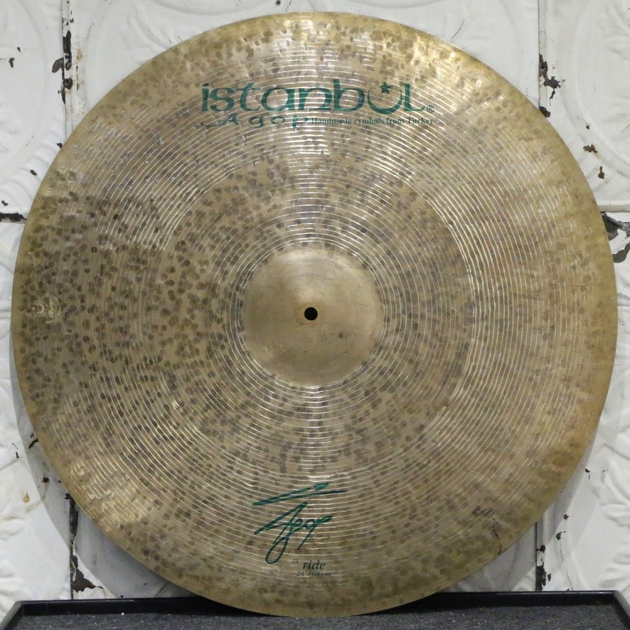 Istanbul Agop Istanbul Agop Signature Ride Cymbal 24in (2766g)