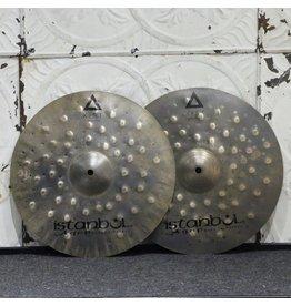 Istanbul Agop Istanbul Agop XIST Dry Dark Hi-Hat Cymbals 13in (526/848g)