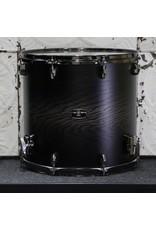 Yamaha Yamaha Live Oak Hybrid Drum Kit 22-10-12-16in - Uzu Charcoal Sunburst