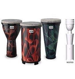 Remo Ensemble Versa Drums Remo timbau tubano djembe