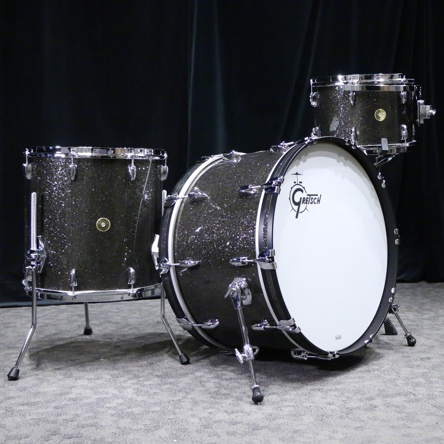 Gretsch Gretsch Broadkaster Drum Kit 24-13-16in - Twilight Glass
