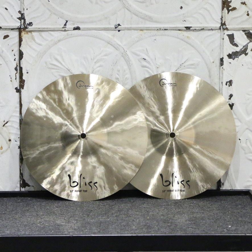 Dream Dream Bliss Hi-Hat Cymbals 12po (704/798g)