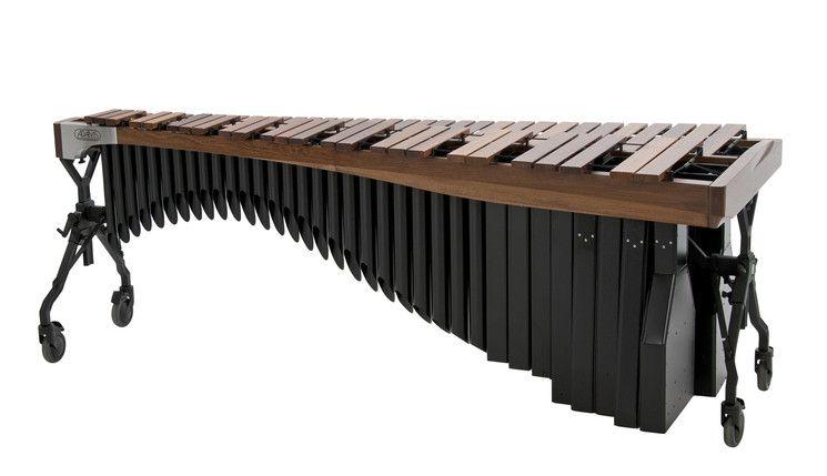 Adams Marimba Adams Alpha 5 octaves, lames en bois de palissandre cadre voyageur 9T1