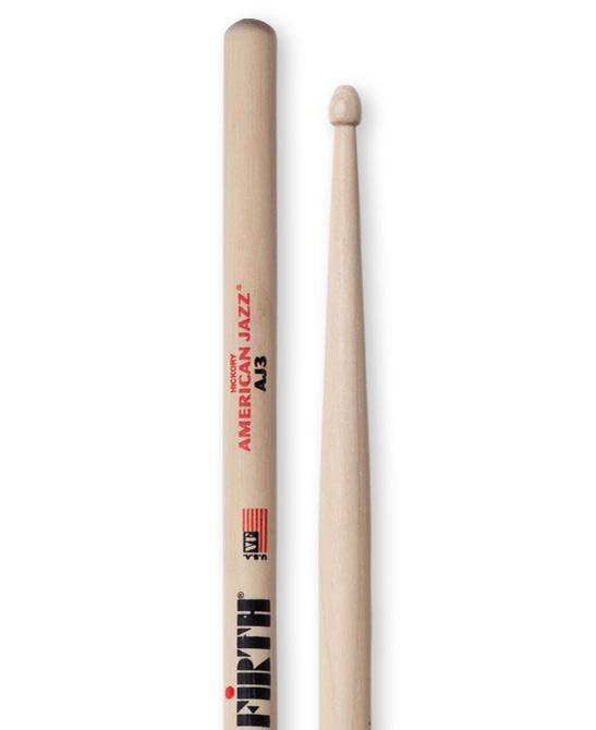 Vic Firth Vic Firth American Jazz AJ3 Drum Sticks