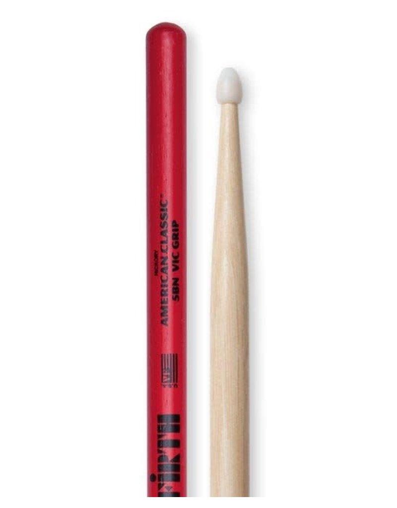 Vic Firth Vic Firth 5B Vic Grip Drum Sticks - nylon