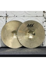 Sabian Used Sabian AAX Stage Hi-Hat Cymbals 14in (1016/1370g)