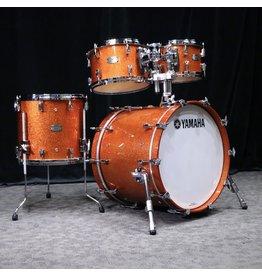 Yamaha Yamaha Absolute Maple Hybrid Drumkit 20-10-12-14in - Orange Sparkle
