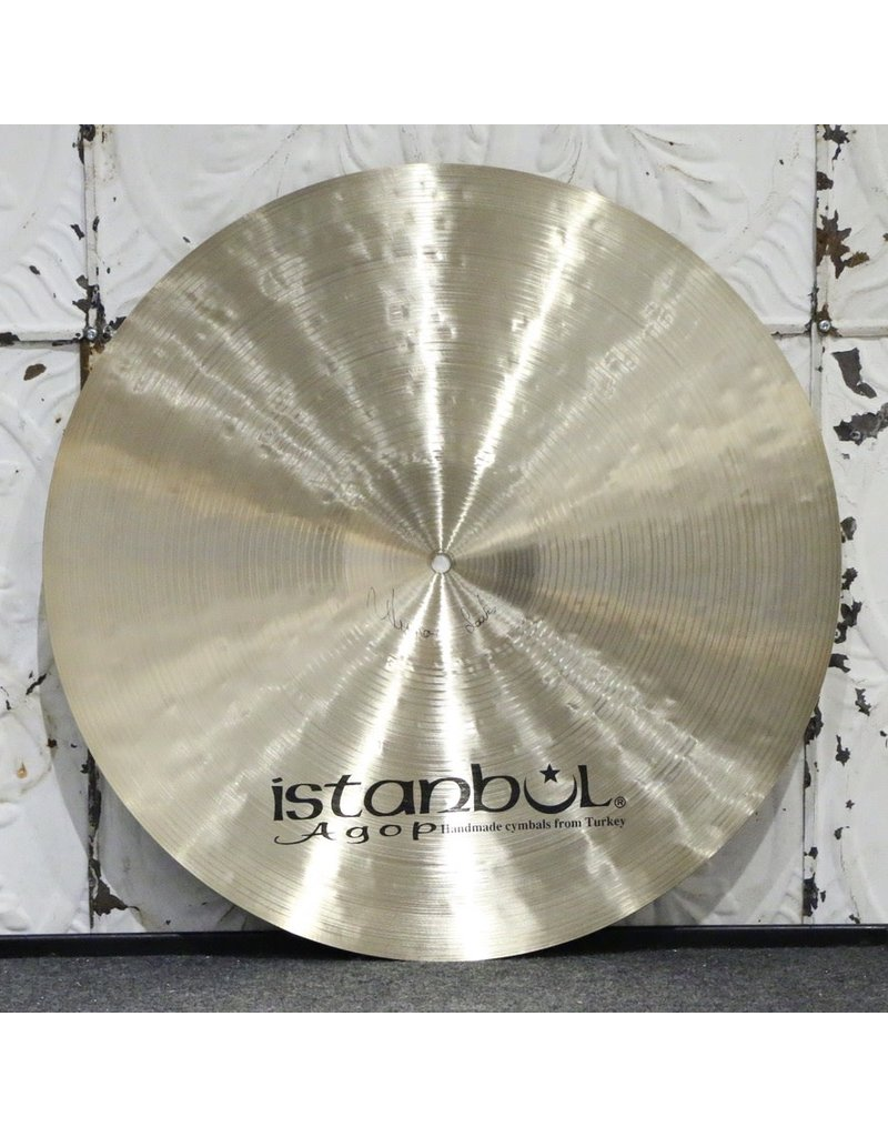 Istanbul Agop Istanbul Agop Mel Lewis 1982 Ride Cymbal 20in (1900g)