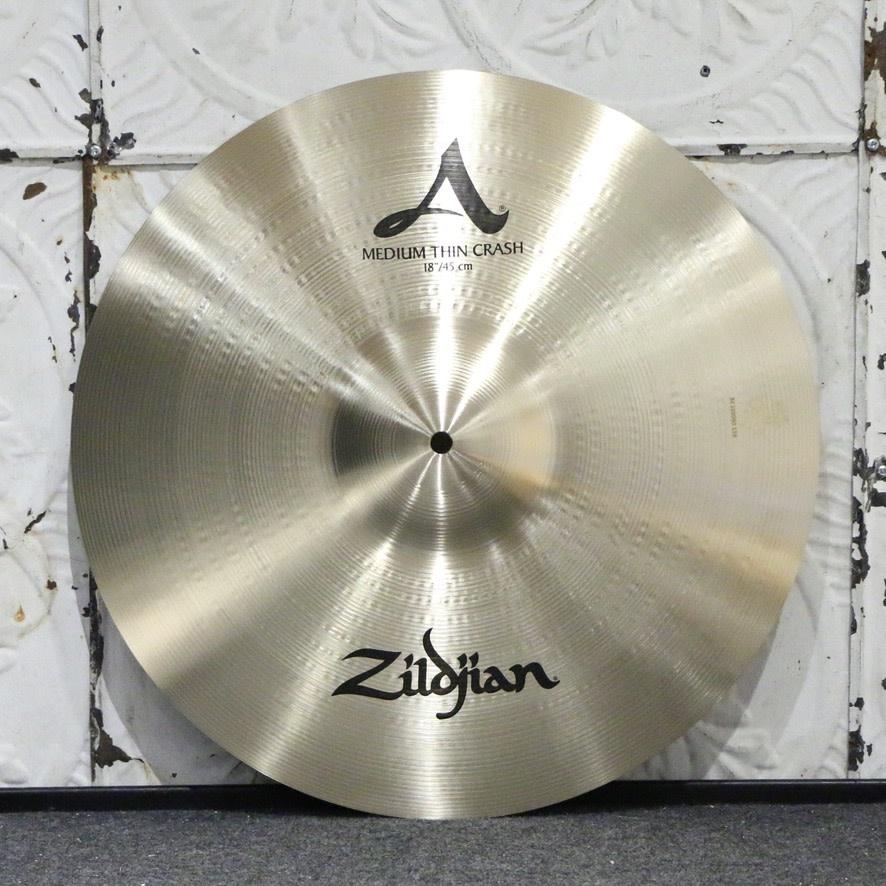 Zildjian Zildjian A Medium Thin Crash Cymbal 18in (1340g)