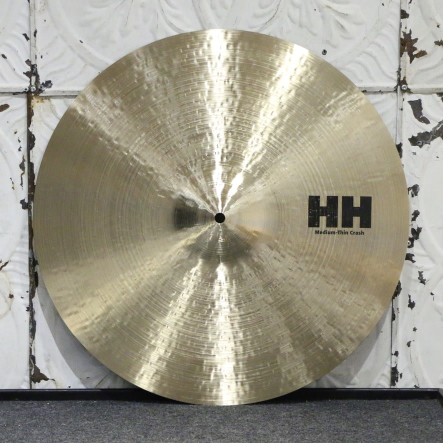 "Sabian Cymbale Sabian 19"" HH MEDIUM THIN CRASH"