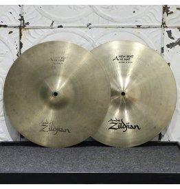 Zildjian Zildjian A New Beat Hi-Hat Cymbals 14in (1072/1500g)