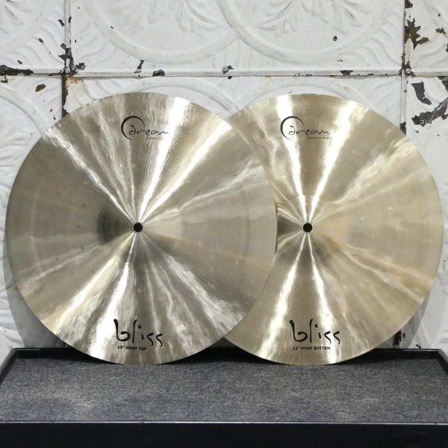Dream Dream Bliss Hi Hat Cymbals 15in