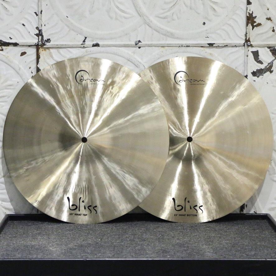 Dream Dream Bliss Hi-Hat Cymbals 15in (1100/1222g)