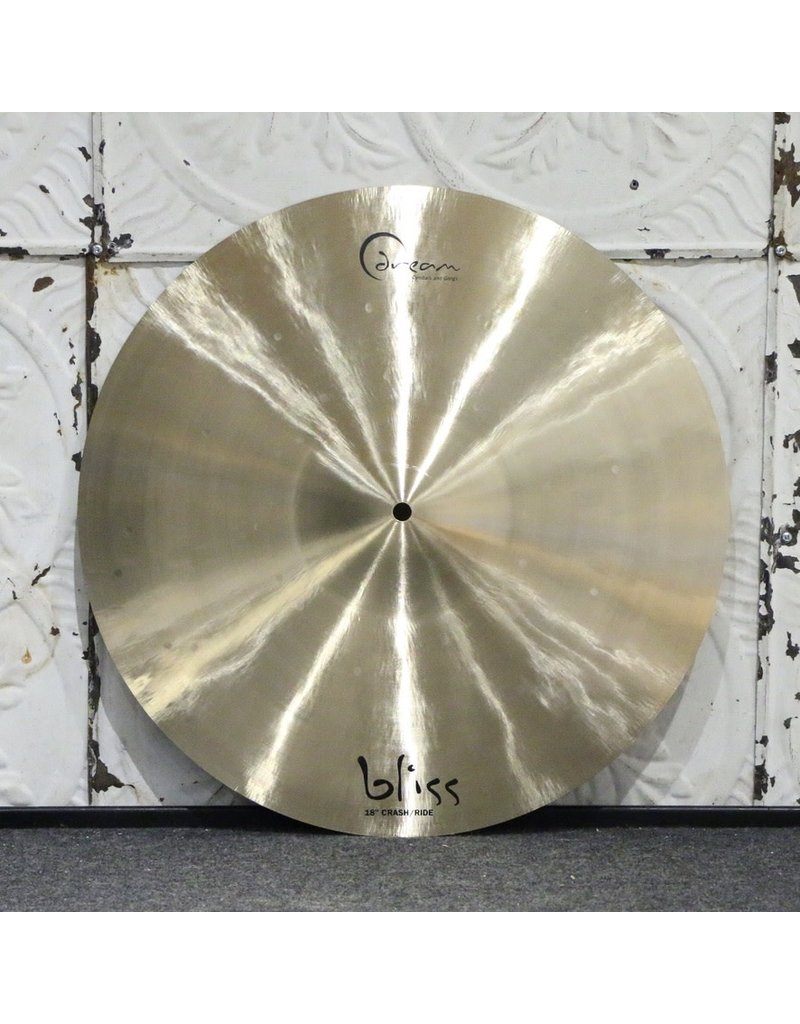 Dream Dream Bliss Crash/Ride Cymbal 18in
