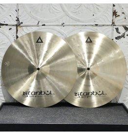 """Istanbul Agop Istanbul Agop Xist Hi Hat Cymbals 15"""""""