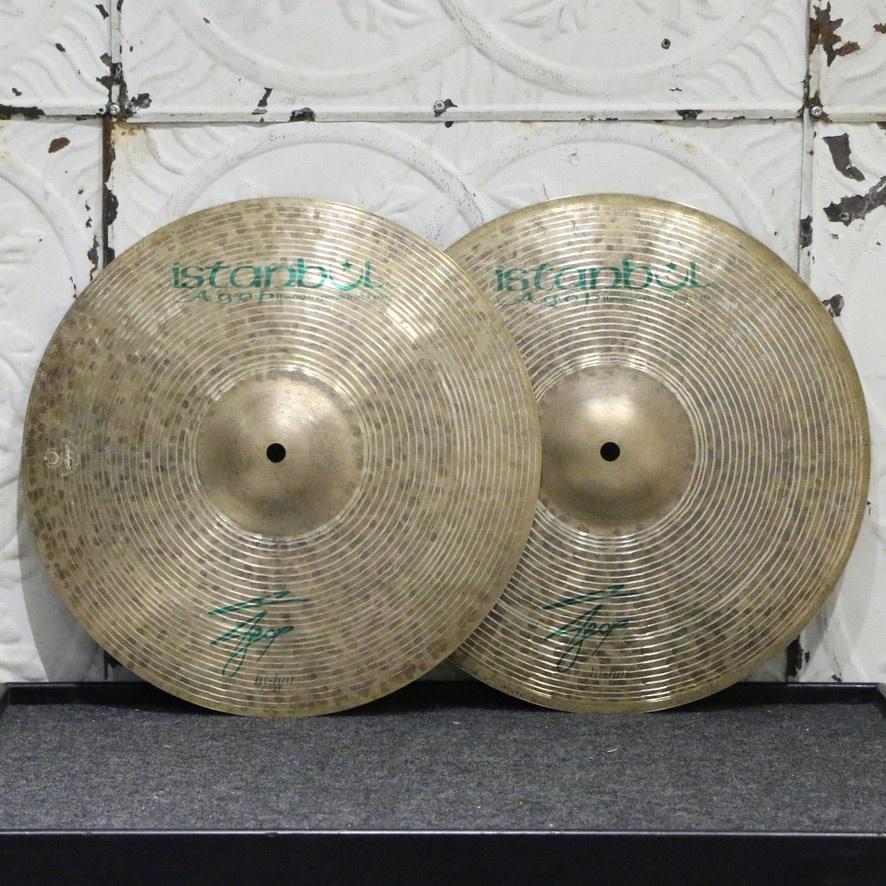 Istanbul Agop Istanbul Agop Signature Hi-Hat Cymbals 14in (818/880g)