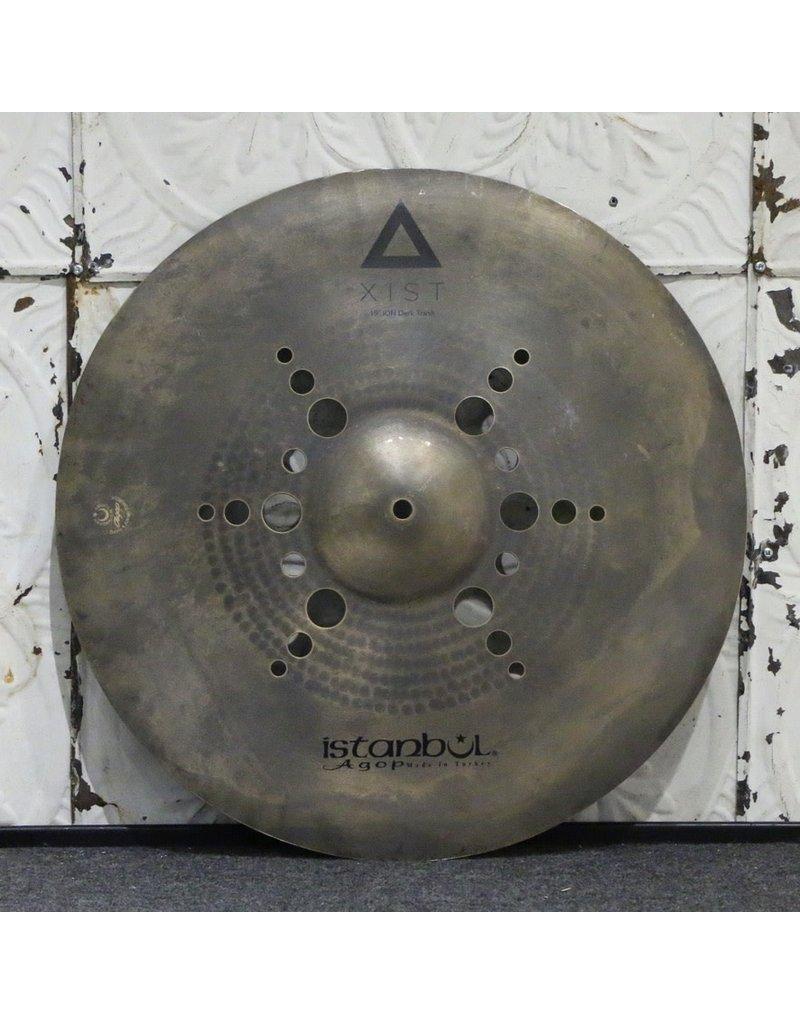 Istanbul Agop Istanbul Agop XIST Ion Dark Trash Crash Cymbal 19in (1540g)