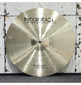 Istanbul Agop Istanbul Agop Traditional Paper Thin Crash Cymbal 18in (1304g)