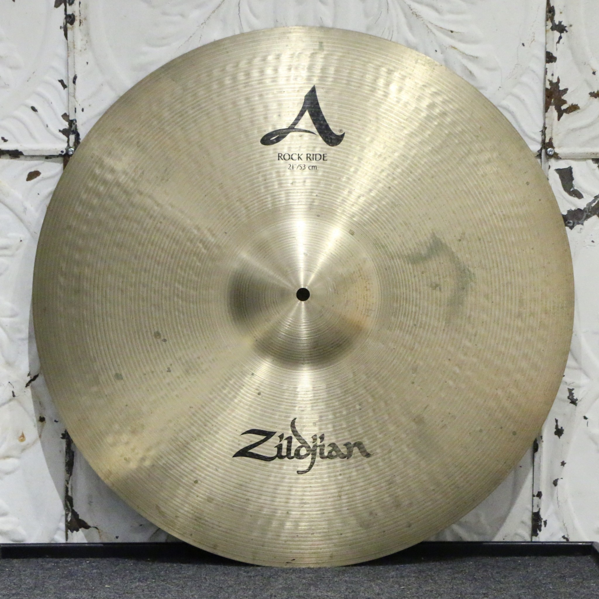 Zildjian Zildjian A Rock Ride Cymbal 21in (3350g)