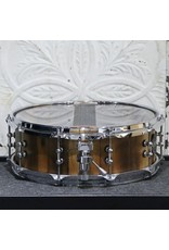 Used Ebenor Black Walnut Snare Drum 14X5in