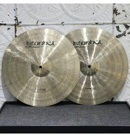 Istanbul Mehmet Used Istanbul Mehmet Legend Dry Hi-hat Cymbals 15in (1186/1416g)