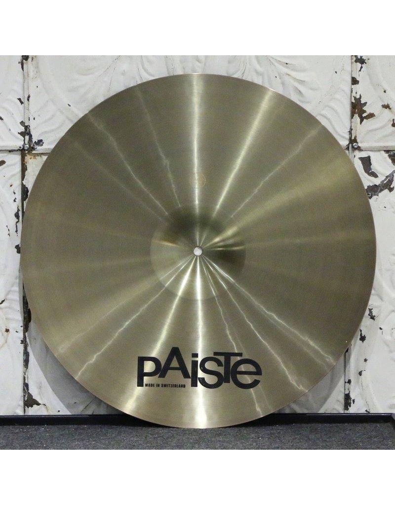 Paiste Cymbale crash/ride Paiste Giant Beat Thin 20po (1630g)