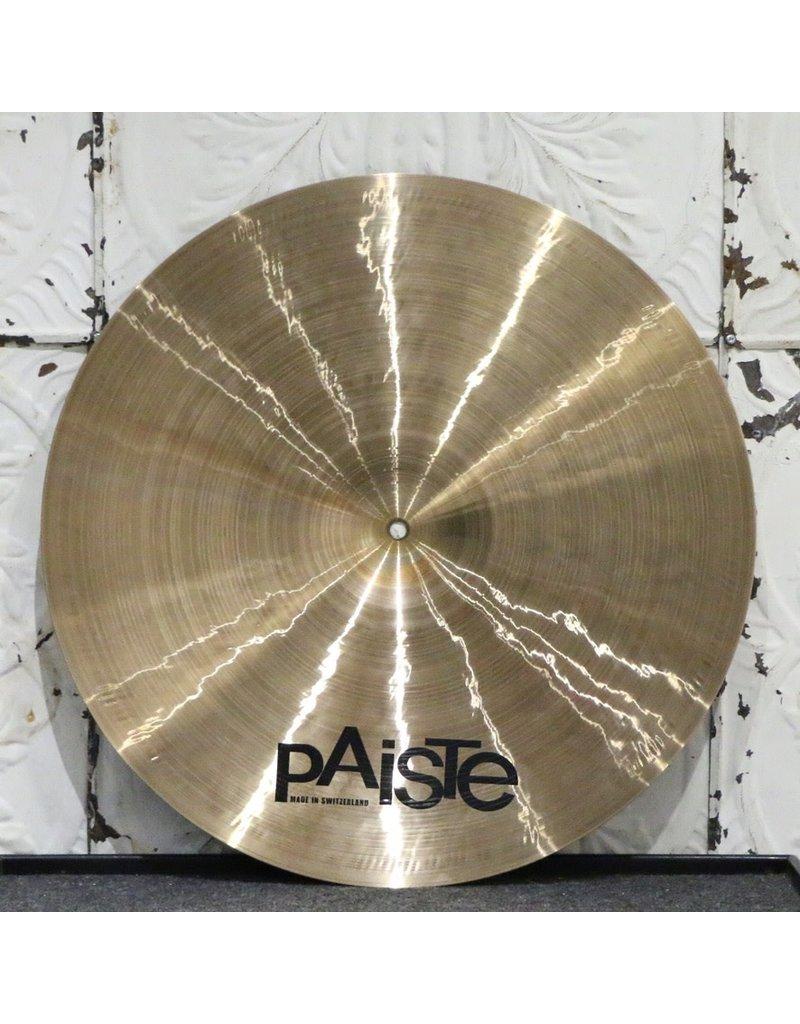 Paiste  Paiste 2002 Big Beat Crash/Ride Cymbal 21in (1854g)