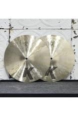 Zildjian Zildjian K Light Hi Hat Cymbals 14in (876/1124g)