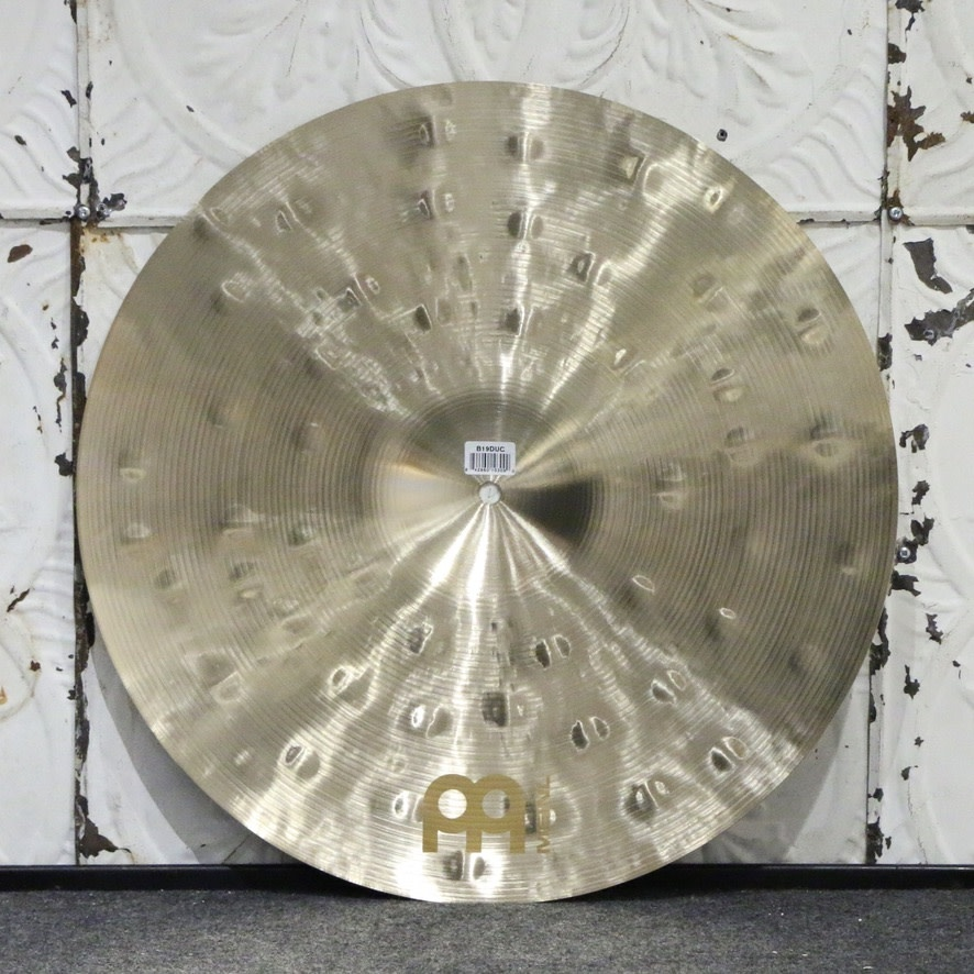 Meinl Meinl Byzance Dual Crash Cymbal 19in (1234g)