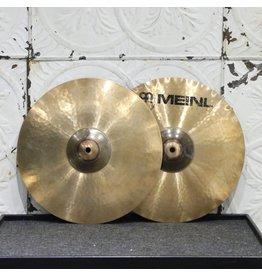 Meinl Used Meinl Raker Medium Hi-hats 14in (1004/1104g)