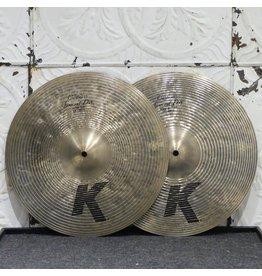 Zildjian Zildjian K Custom Special Dry Hi Hat Cymbals 15in (1024/1560g)