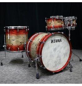 Tama Tama STAR Walnut Drum Kit 22-10-12-16in - Garnet Japanese Sen Burst