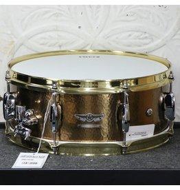 Tama Tama STAR Reserve Snare Drum Hand Hamemred Brass 14X5.5in